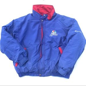 Vintage 1990s Champion NBC Exclusive Rare Jacket